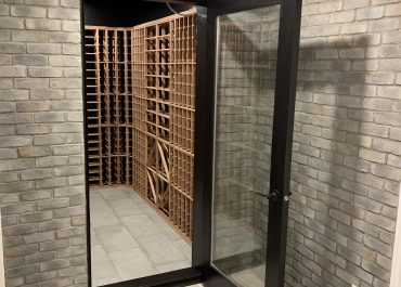 Projet spécialisé – Espace cellier